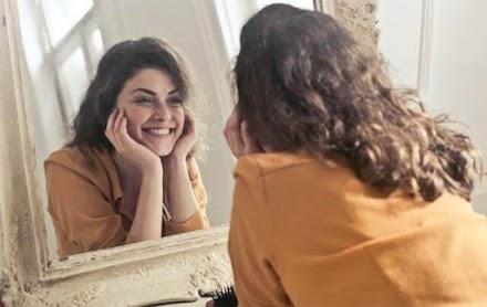 As pessoas as veem sempre mais bonitas do que realmente são