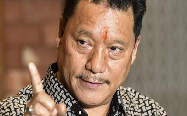 Bimal Gurung to address supporters in Siliguri but Darjeeling visit uncertain