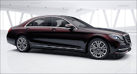 Bảng thông số kỹ thuật Mercedes S450 L Luxury 2018
