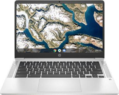 "HP 14"" Chromebook - Model: 14a-na0010nr | Laptop under $300"