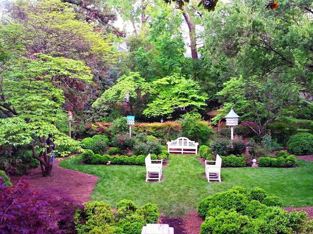 26th Annual Oakwood Garden Tour and Afternoon Tea in Raleigh