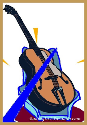 String Bass | Graphic designed by and property of www.BakingInATornado.com | #MyGraphics