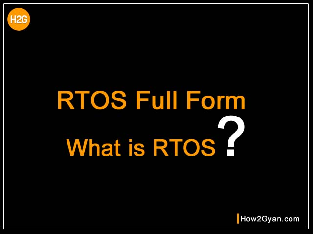 rtos-full-form