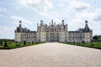 Ailleurs : Chambord, un chef-d'oeuvre de la Renaissance en pleine révolution
