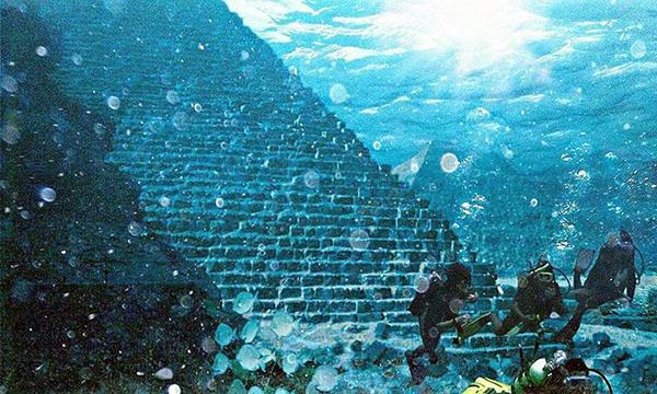 Ruinas de Atlantis