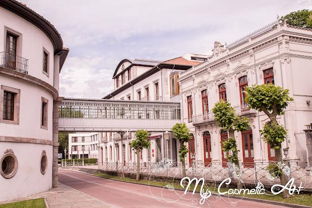 Mi visita a Las Caldas Villa Termal (Oviedo) #PuestaaiPunto