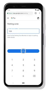 Now you can Pay for Parking, using Google Maps..!