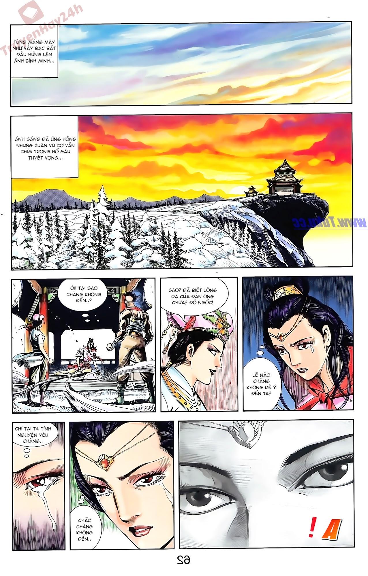 Tần Vương Doanh Chính chapter 51 trang 29