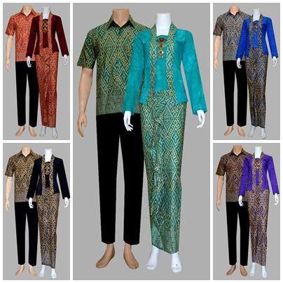Baju Sarimbit Batik New Trans Batik Bagoes Solo
