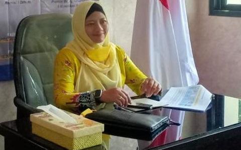 Wakil Ketua DPRD Lampung Ajak Generasi Muda Berkarya