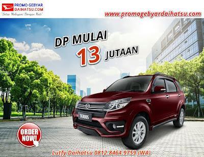 Promo Kredit Daihatsu Terios, Murah Banget...!