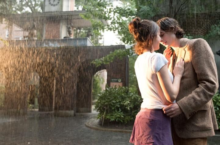 Phim chuyện tình ngày mưa ở New York