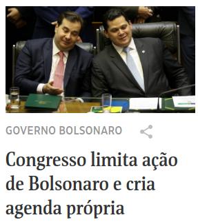 BOMBA: A Folha de São Paulo notícia golpe contra Bolsonaro