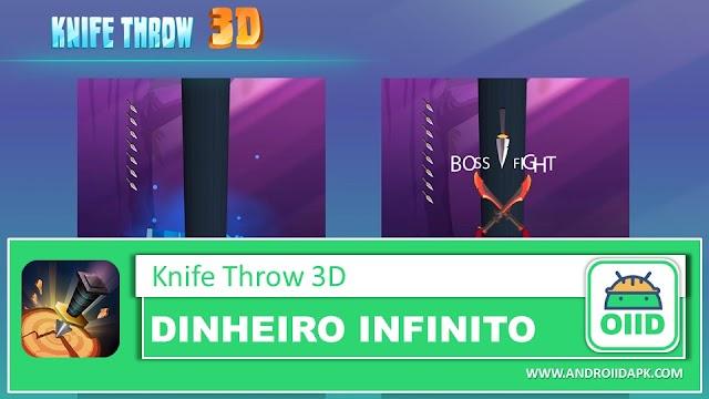 Knife Throw 3D v2.18 (Mod Apk)