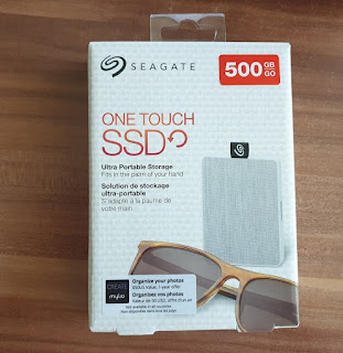 Seagate One Touch 500 GB SSD review