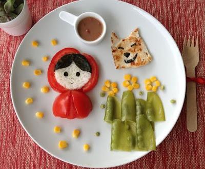 comida-divertida-para-criança