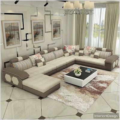 Inspirational Sofa Designs For Living Room 8