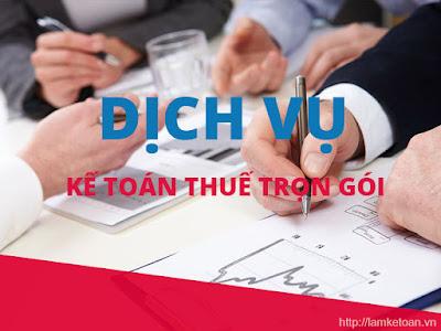 Dịch vụ Kế toán Thuế trọn gói Uy tín tại Quận Bình Tân