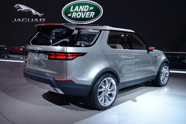Land Rover Discovery Lr4 2017 Design