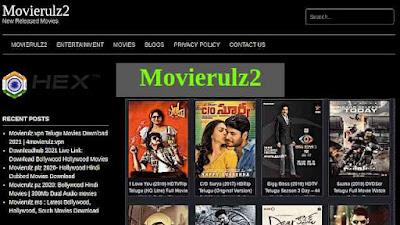 Movierulz2 Telugu Movies Download
