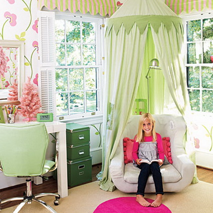 10 reading corners for children 4