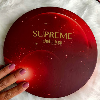 Paleta Supreme - Navidad 2020 Deliplus 12
