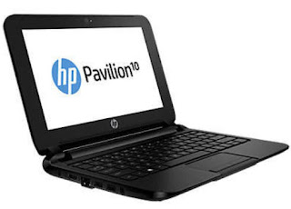spesifikasi dan harga HP Pavilion 10-f001au