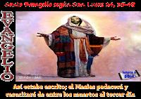 Resultado de imagen para En aquel tiempo, contaban los discípulos lo que les había pasado por el camino