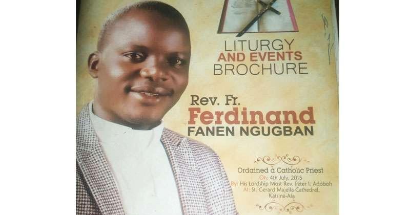 Pastor Ferdinand Tewas Ditembak Usai Memimpin Misa di Gereja Nigeria