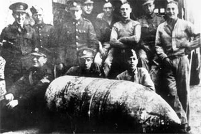 500 kg bomb dropped on Malta church on 9 April 1942, worldwartwo.filminspector.com