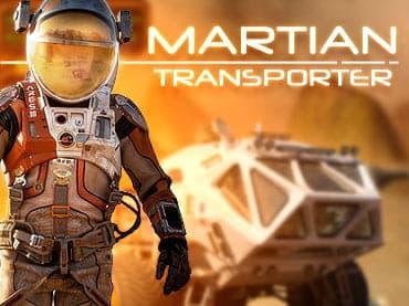 تحميل لعبة Martian Transporter