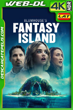 La isla de la fantasía (2020) 4k WEB-DL HDR UNRATED Latino – Ingles