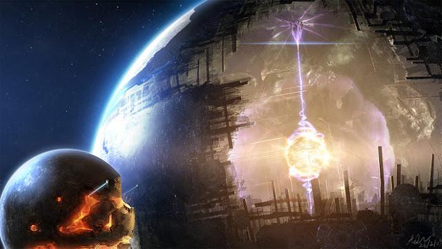 Có tất cả 7 mốc phát triển trong nền văn minh Vũ trụ, Trái Đất còn chưa với tới mức thang thứ nhất