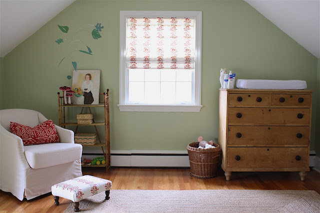 Nursery via Meet Me in Philadelphia
