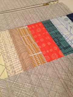 Carolyn Friedlander Doe fabric