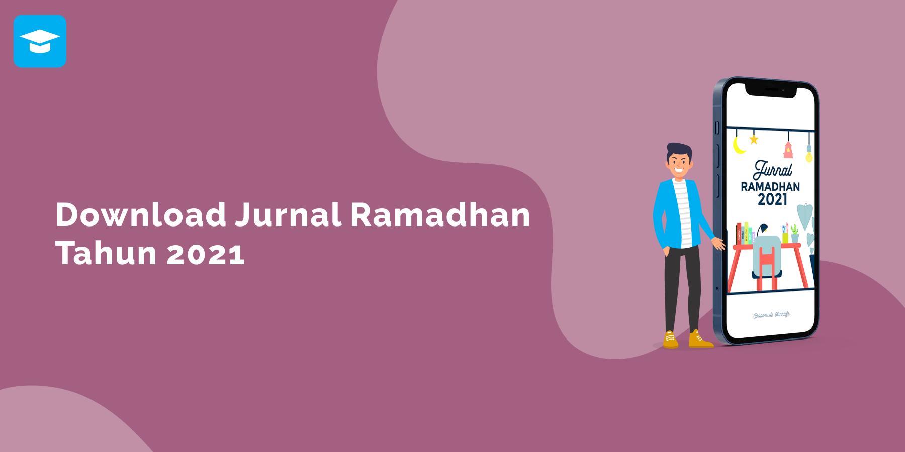 Download Jurnal Ramadhan 1442H
