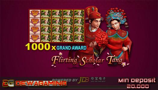 Flirting Scholar Tang Fafaslot88 20 Ribuan