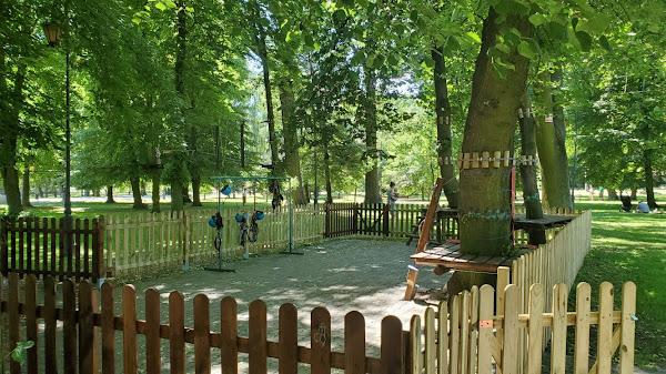 Zgierski Park Linowy