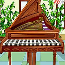 لعبة العزف علي البيانو - العاب ماهر