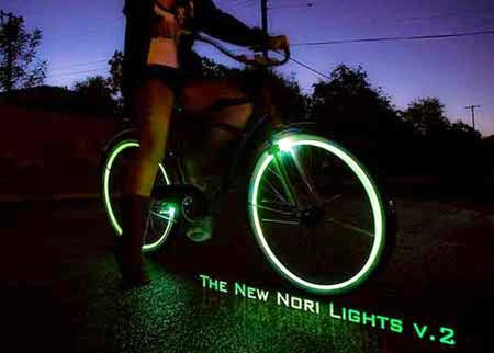 Clever Gadgets to Stay Visible In The Dark - Nori Lights