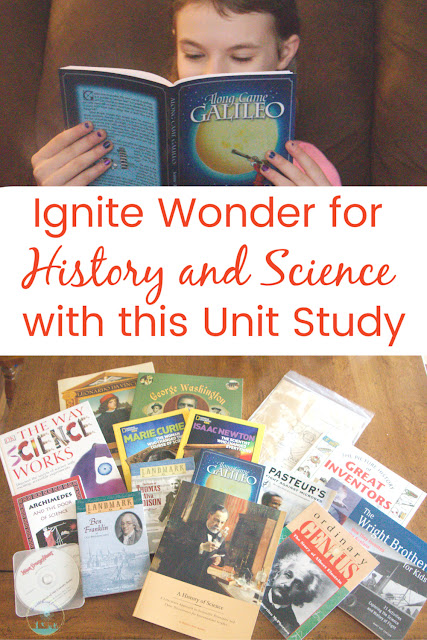 How to Ignite Wonder for History and Science in Your Kids