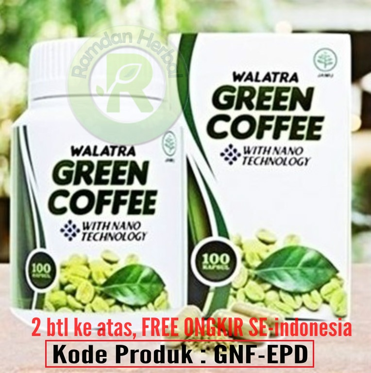 Cara Jitu Green Coffee Menurunkan Berat Badan