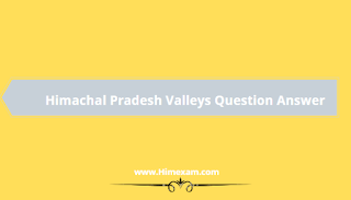 hp valleys question answer