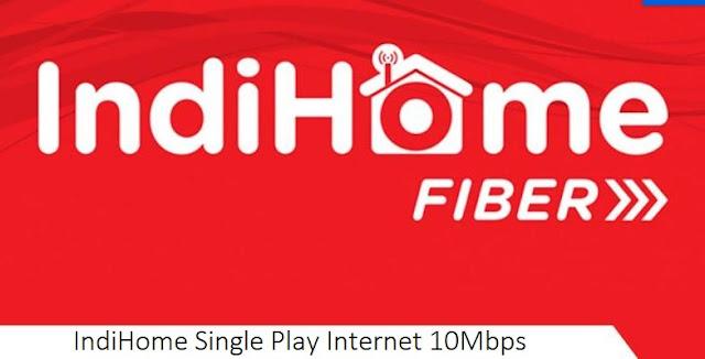 Paket IndiHome Internet Only 10Mbps