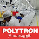 Postingan Terbaru Loker Operator Produksi PT. POLYTRON Kawasan MM2100