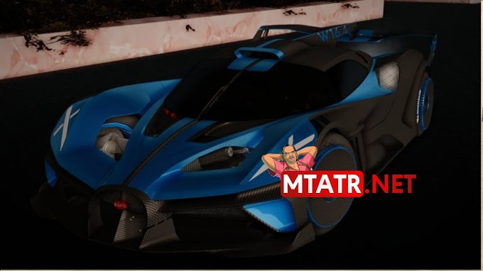 MTA SA Bugatti Bolide