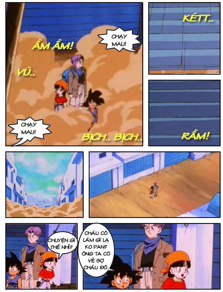 Dragon Ball GT chap 10 - Trang 8