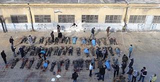 Nama-Nama 8.000 Warga Suriah 'Disiksa Sampai Mati di Penjara Rezim Asad Terkuak