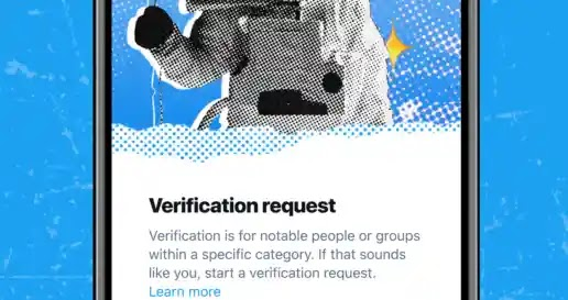 Twitter finally reopened its public request verification