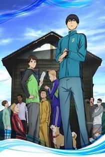 Anime Kaze ga Tsuyoku Fuiteiru Legendado